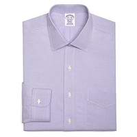 Brooks Brothers Regular Fit Non-Iron Long Sleeve Shirt at Von Maur