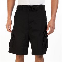 Charles And A Half Men's Contemporary Cargo Short with Knit Waist at Von Maur