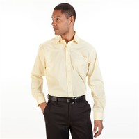 Forsyth of Canada Tailored Fit Non-Iron Long Sleeve Shirt at Von Maur