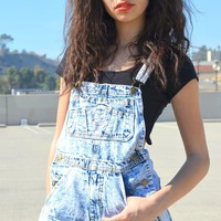 Bring Back Overalls - Acid Wash | Shop Civilized