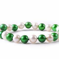 Buy Oregon Ducks Spirit Pearl Bracelet. Free Shipping