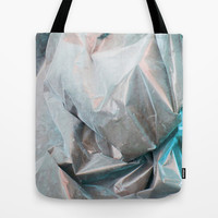 nacre Tote Bag by austeja saffron