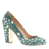 COLLECTION BLAKELY PRINTED PUMPS