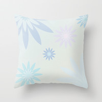 Wintermood margaritas Throw Pillow by Armin