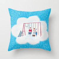 The Fault in Our Stars #5 Throw Pillow by Anthony Londer