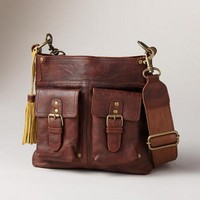 Leather World Explorer Bag | Robert Redford's Sundance Catalog