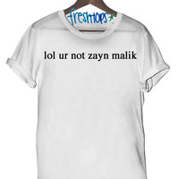 lol ur not zayn malik