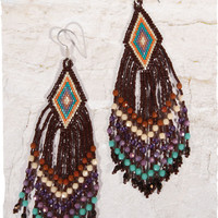 Nomad Earrings - Earrings - Jewelry & Accessories