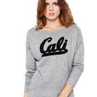 Papaya Clothing Online :: Geo Sleeve Sweatshirt