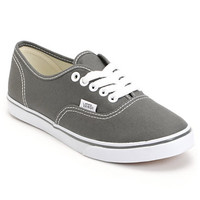 Vans Women's Authentic Lo Pro Pewter Shoe