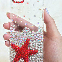 Falling Star Bling phone case