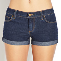 Blue Jeans Babe Denim Shorts