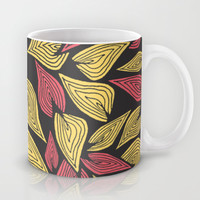 Spring Wind Mug by Pom Graphic Design