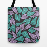Winter Wind Tote Bag by Pom Graphic Design