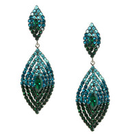 PARISIAN MIDNIGHT KISSES EARRINGS
