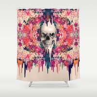 Seeing Color Shower Curtain by Kristy Patterson Design