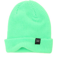 Fourstar Pirate Fold Beanie - Mens Hats -
