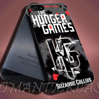 Hunger Game Hope Quotes - iPhone 4/4s/5c/5s/5 Case - Samsung Galaxy S3/S4 Case - Black or White