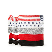 Americana Hair Tie Set