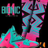 Custom Shoe Designs : Bionic