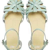 ASOS FAITHLESS Leather Sandals