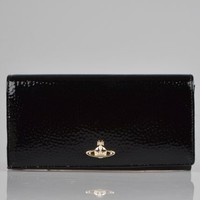 Vivienne Westwood Apollo Purse - Black