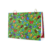Cute as a Bug 3 x 5 index card binder, teacher aid flashcards 424 | artbysunfire - Paper/Books on ArtFire