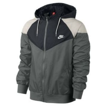 The Nike Heritage Windrunner Men's Running Jacket.