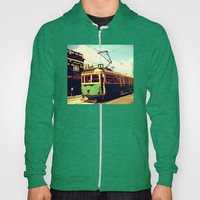 Tramsport Hoody by Limmyth