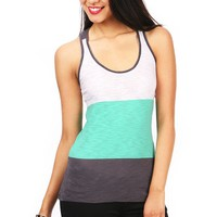 Block It Tank Top | Basic Tops at Pink Ice