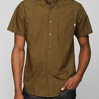 OBEY Dot Button-Down Shirt
