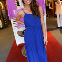 Electric Blues Maxi