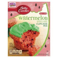 Betty Crocker Watermelon Cupcake Mix 15.25 oz