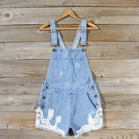 Sawyer Lace Overalls