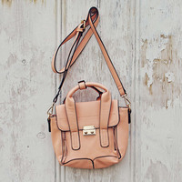 Desert Dweller Tote in Peach - Peach