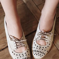 Free People Ballet Brogue