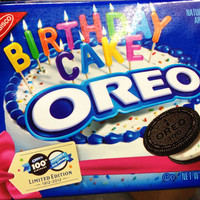 Oreo 100th Birthday Cake Cookies