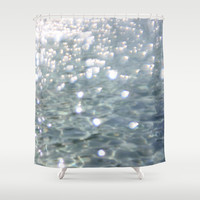 Dreaming Shower Curtain by Marianna Tankelevich