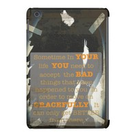 She's Broken Grunge Art ipad Mini retina case