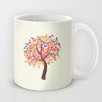 Tree Art Mug by fantasizereality