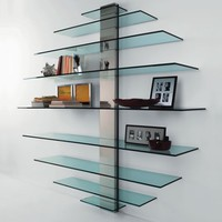 Contemporary Wall Shelves - Opulentitems.com