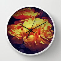 Reminisce Wall Clock by DuckyB (Brandi)