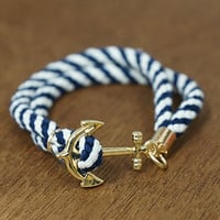 Summer Lovin' Nautical Bracelet, Blue