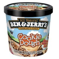 Ben & Jerry's Chocolate Chip Cookie Dough Ice Cream 3.6oz