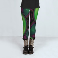Tribal Style by Daniel Ferreira-Leites (Leggings)