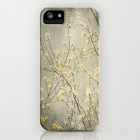 Spring rain iPhone & iPod Case by Armine Nersisian