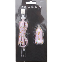 PacSun Ice Cream 5 Car Charger at PacSun.com