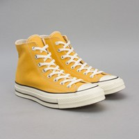 Converse 1970s Chuck Taylor All Star (Sunflower Yellow) | Oi Polloi