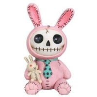 Furry Bones Bunny Collectible Figurine