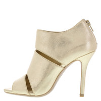 Women's Ignite Assymetrical Peep Toe